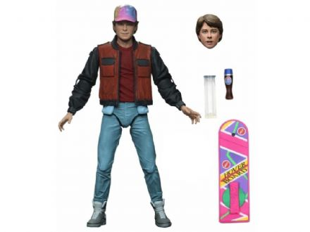 NECA Back to the Future II Ultimate Marty McFly Action Figure